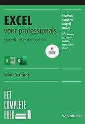 Het complete boek Excel...