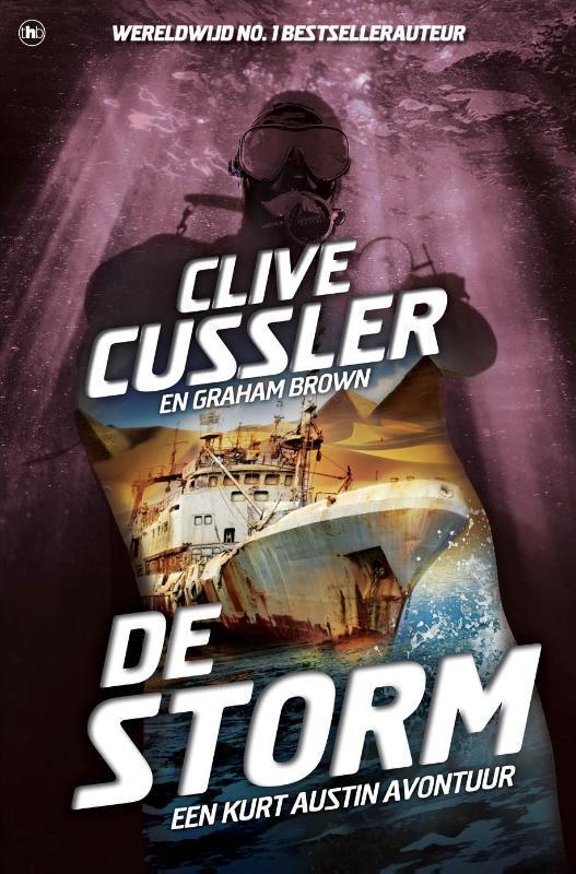 De storm Kurt Austin-avonturen (NUMA-files)