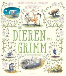 De dieren van Grimm de mooiste sprookjes, Lugert, Susanne, Hardcover