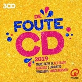 FOUTE CD VAN QMUSIC 2019 V/A, CD