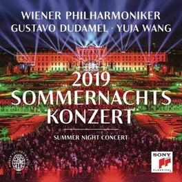 SOMMERNACHTSKONZERT 2019 GUSTAVO DUDAMEL/YUJA WANG / SUMMER NIGHT CONCERT 2019 WIENER PHILHARMONIKER, CD