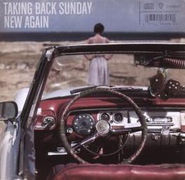 NEW AGAIN Audio CD, TAKING BACK SUNDAY, CD