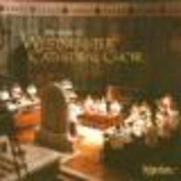MUSIC OF WESTMINSTER CATH ...CHOIR/...CATHEDRAL/WORKS:ELGAR/BRITTEN/TYE/PALESTRIN Audio CD, WESTMINSTER CATHEDRAL CHOIR, CD