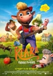Klara en de gekke koeien, (DVD) DVDNL