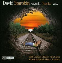 FAVORITE TRACKS V.2/.. .. 20TH CENTURY Audio CD, DAVID STAROBIN, CD
