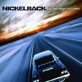 ALL THE RIGHT REASONS Audio CD, NICKELBACK, CD