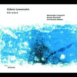 ODRADEK AURYN QUARTETT/LONQUICH Audio CD, G. LEWENSOHN, CD