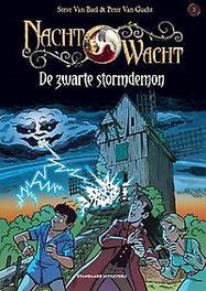 De zwarte stormdemon NACHTWACHT, Van Gucht, Peter, Paperback