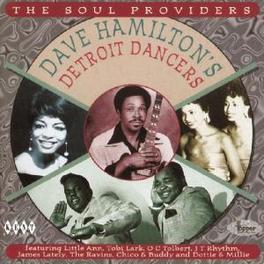 DAVE HAMILTON'S DETROIT.. ...DANCERS Audio CD, V/A, CD