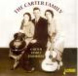 CARTER FAMILY FAVORITES 27 TRACKS ON 'JASMINE' Audio CD, CARTER FAMILY, CD