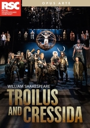 Royal Shakespeare Company Gregory D - Troilus And Cressida, (DVD)