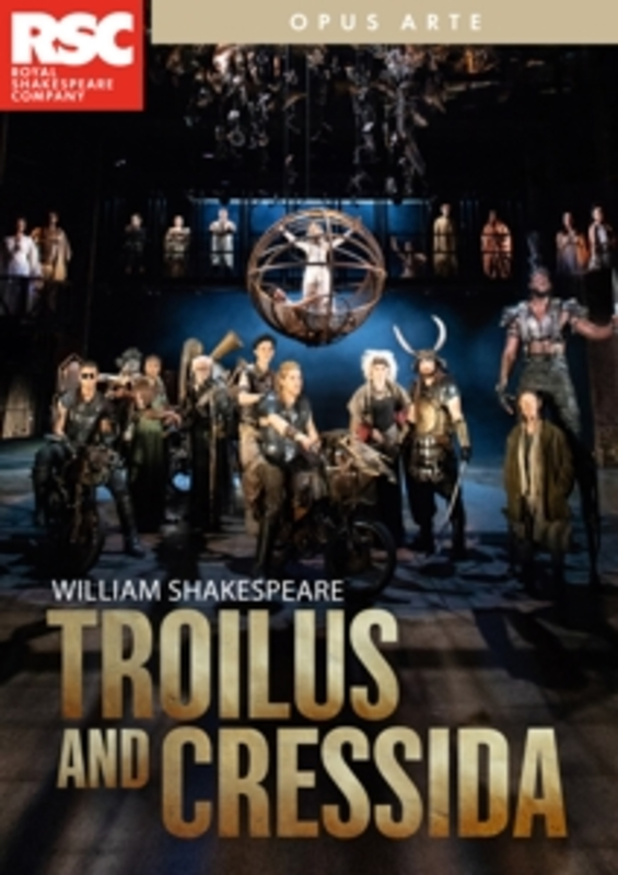 Royal Shakespeare Company Gregory D - Troilus And Cressida, (DVD) DVDNL