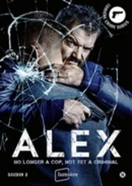 Alex - Seizoen 2, (DVD) DVDNL