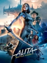 Alita - Battle angel, (Blu-Ray) Blu-Ray