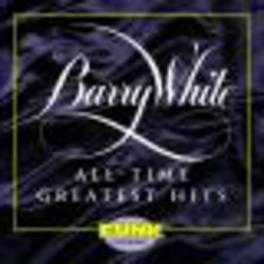 ALL-TIME GREATEST HITS 20 TRACK COMPILATION Audio CD, BARRY WHITE, CD