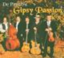 GIPSY PASSION GYPSY MUSIC FROM BELGIUM/HOLLAND Audio CD, PIOTTO'S, CD