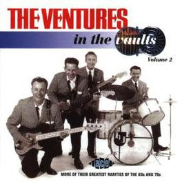 IN THE VAULTS VOL.2 MORE GREATEST RARITIES OF THE 60'S AND 70'S Audio CD, VENTURES, CD