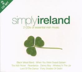 SIMPLY IRELAND Audio CD, V/A, CD