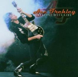 GREATEST HITS LIVE KISS GUITARIST LIVE Audio CD, ACE FREHLEY, CD
