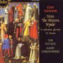 WESTERN WYNDE THE SIXTEEN, HARRY CHRISTOPHERS CONDUCTOR