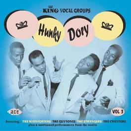 HUNKY DORY -24TR- KING VOCAL GROUPS VOLUME 3 Audio CD, V/A, CD