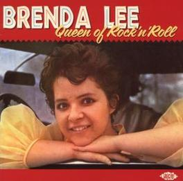 QUEEN OF ROCK'N'ROLL Audio CD, BRENDA LEE, CD