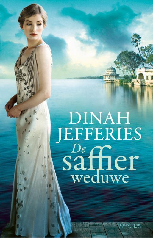 De saffierweduwe Dinah Jefferies, Paperback