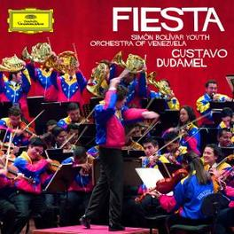 FIESTA SIMON BOLIVAR YOUTH ORCHESTRA Audio CD, GUSTAVO DUDAMEL, CD
