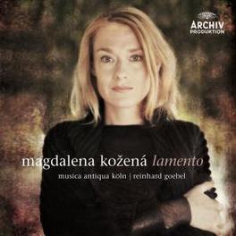 LAMENTO Audio CD, MAGDALENA KOZENA, CD
