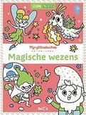 Glitterkleurboek: Magische...