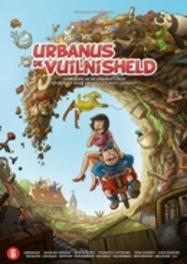 Urbanus - De vuilnisheld, (DVD) DVDNL