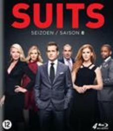 Suits - Seizoen 8, (Blu-Ray) Blu-Ray
