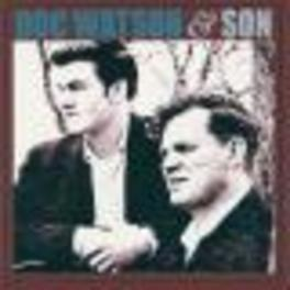 DOC WATSON & SON FEAT. HIS SON MERLE Audio CD, WATSON, DOC & SON, CD