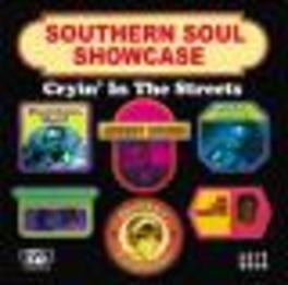 SOUTHERN SOUL SHOWCASE W/BETTYE LAVETTE/BIG JOHN HAMILTON/JOHNNY ADAMS/A.O. Audio CD, V/A, CD