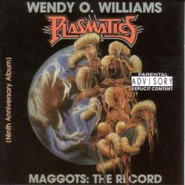 MAGGOTS: THE RECORD Audio CD, PLASMATICS, CD