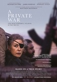A private war, (DVD)