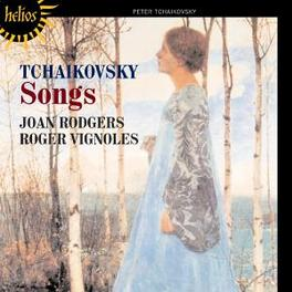 LIEDER RODGERS, JOAN/VIGNOLES, ROGER Audio CD, P.I. TCHAIKOVSKY, CD