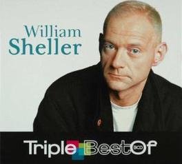 TRIPLE BEST OF Audio CD, WILLIAM SHELLER, CD