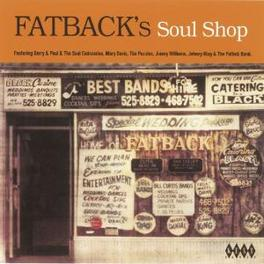 FATBACK'S SOUL SHOP INCL. PUZZLES, JIMMY WILLIAMS, MARY DAVIS, JOHNNY KING Audio CD, V/A, CD