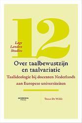 Lage Landen Studies 12:...