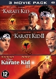 Karate kid 1-3, (DVD)