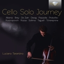 CELLO SOLO JOURNEY WORKS BY...