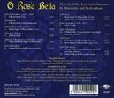 O ROSA BELLA ENSEMBLE...
