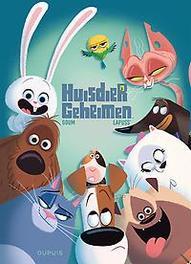 HUISDIERGEHEIMEN 01. HUISDIERGEHEIMEN HUISDIERGEHEIMEN, Lapuss, Stéphane, Paperback