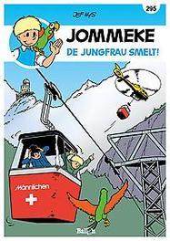 JOMMEKE 295. DE JUNGFRAU SMELT! JOMMEKE, Van Loock, Gerd, Paperback