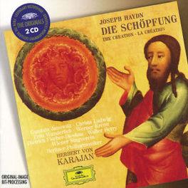 DIE SCHOPFUNG-CREATION W/HERBERT VON KARAJAN, BERLINER PHILHARMONIKER Audio CD, J. HAYDN, CD