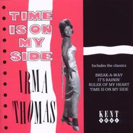 TIME IS ON MY SIDE 8 XTRA TRACKS THAN THE LP VERSION Audio CD, IRMA THOMAS, CD