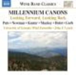 MILLENNIUM CANONS Audio CD, UNIVERSITY OF GEORGIA WIN, CD