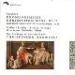 KRONINGS MES HOGWOOD Audio CD, W.A. MOZART, CD