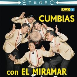 CUMBIAS CON EL MIRAMAR CONJUNTO MIRAMAR, Vinyl LP